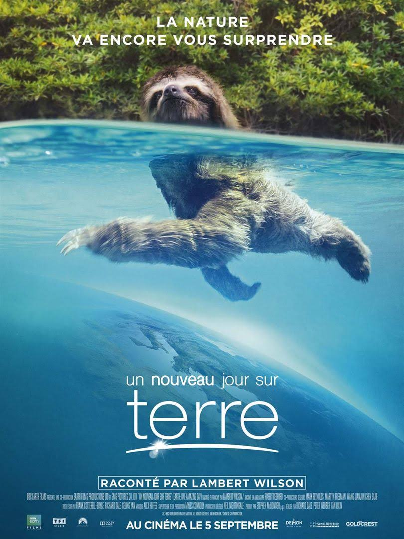 Un nouveau jour sur terre au cinéma de L'Isle-en-Dodon